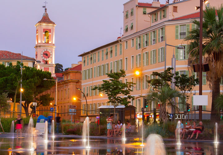 The Beautiful Nice A City Of Character